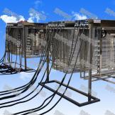 大型框架式紫外线消毒设备工程
