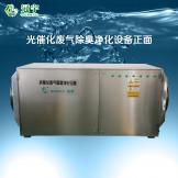 光催化废气除臭净化设备正面